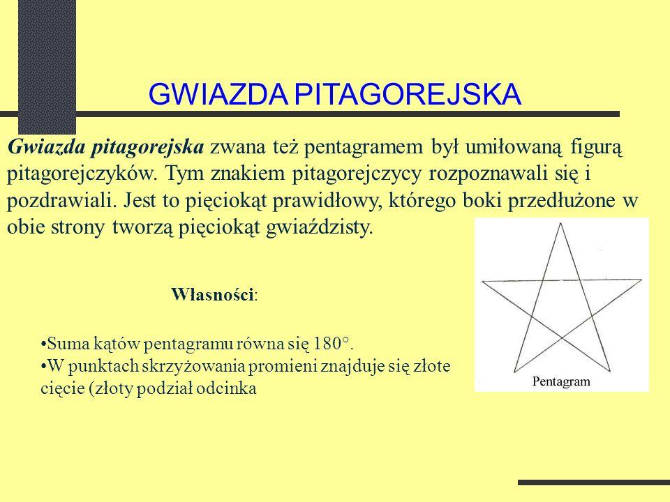 GWIAZDA PITAGOREJSKA