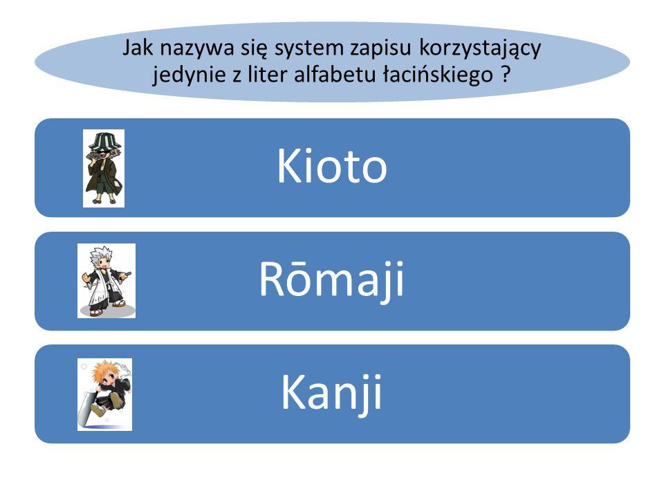 Jak nazywa się system zapisu korzystający jedynie z liter alfabetu łacińskiego
