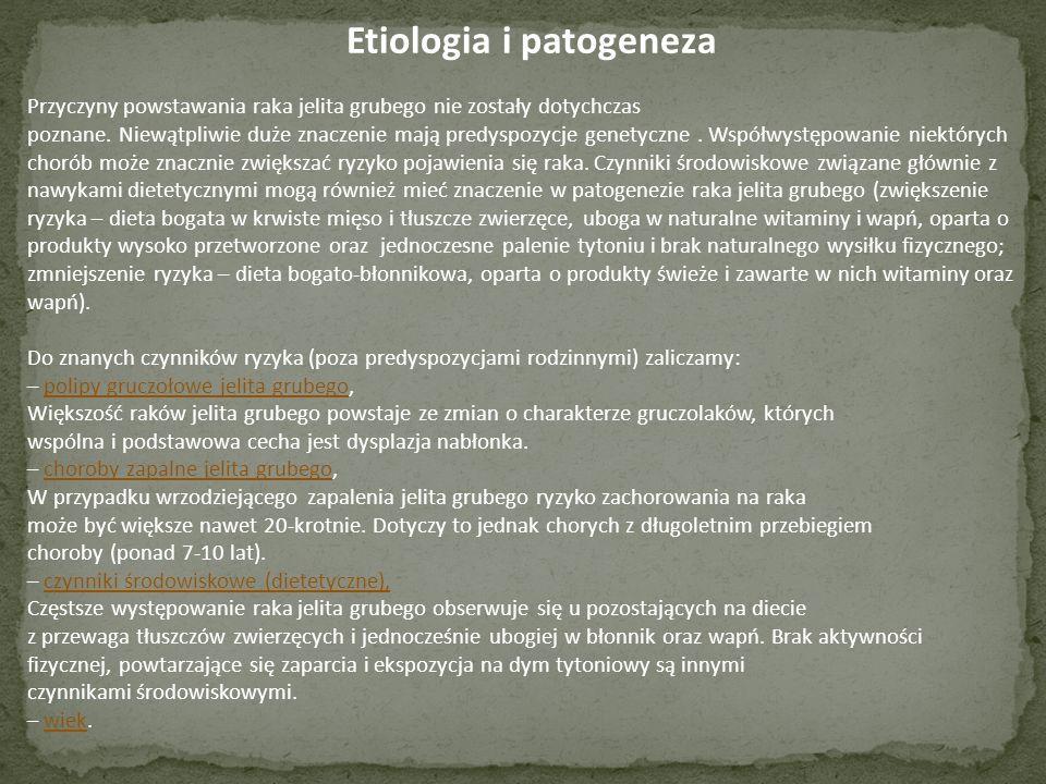 Etiologia i patogeneza