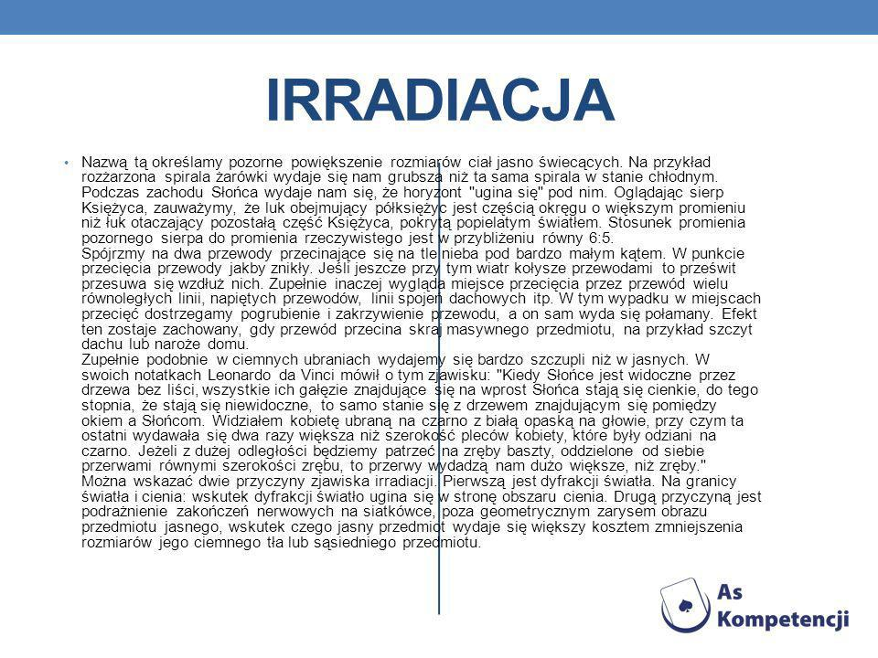 IRRADIACJA