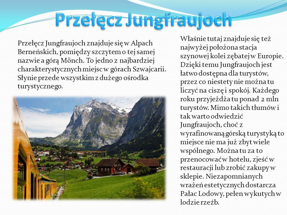 Przełęcz Jungfraujoch