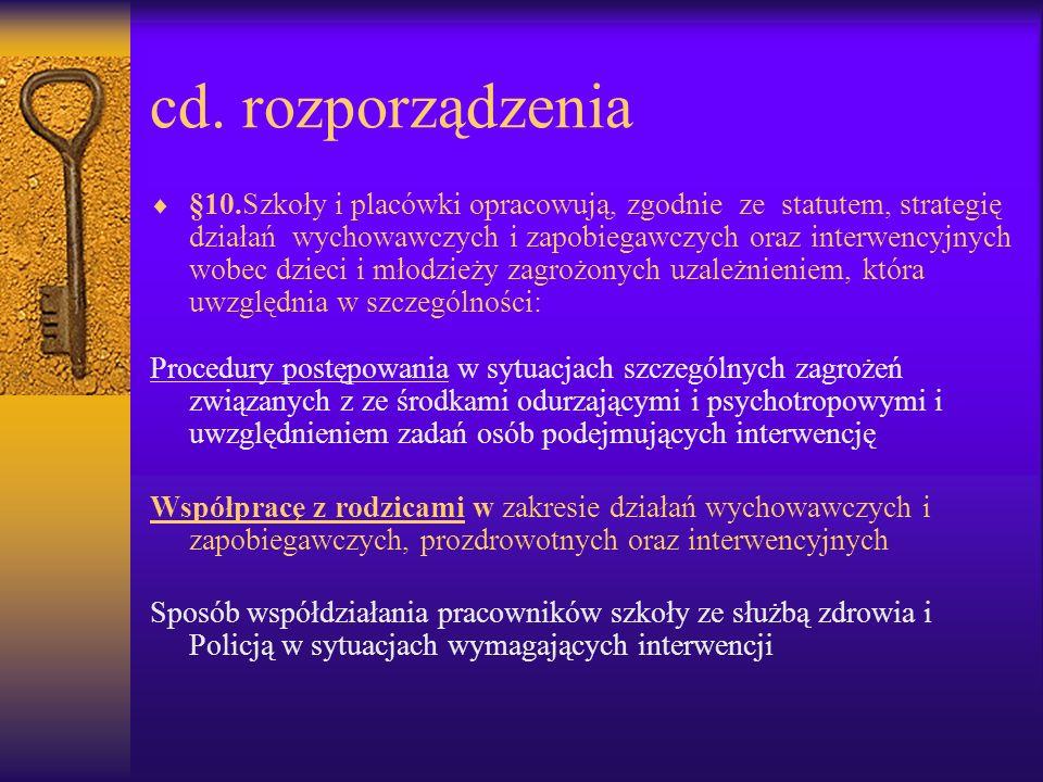 cd. rozporządzenia
