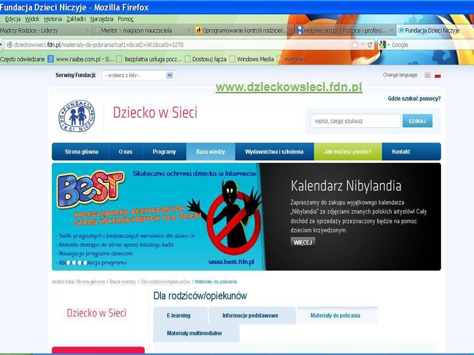 www.dzieckowsieci.fdn.pl