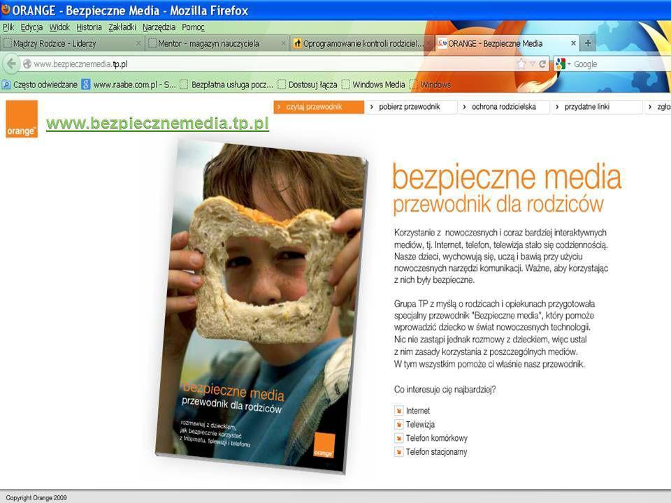 www.bezpiecznemedia.tp.pl