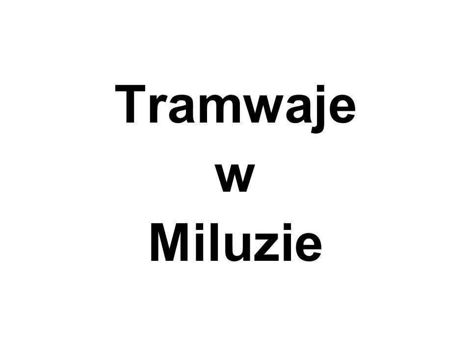 Tramwaje w Miluzie