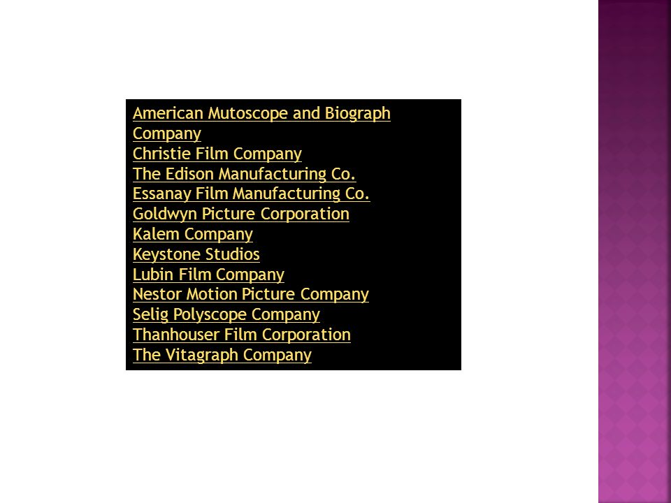 American Mutoscope and Biograph Company
