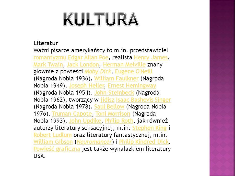 KULTURA Literatur.