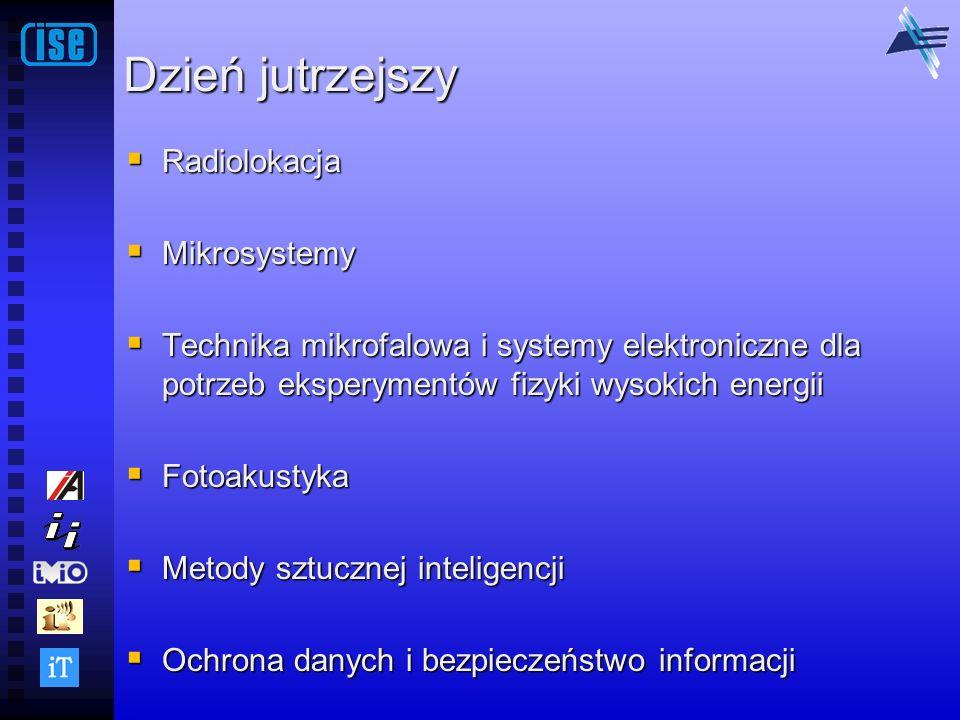 Dzień jutrzejszy Radiolokacja Mikrosystemy