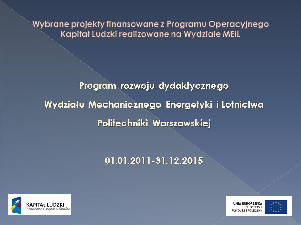 Program rozwoju dydaktycznego