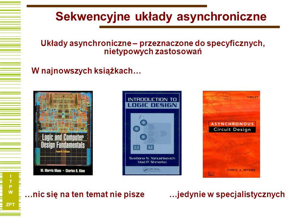 Sekwencyjne układy asynchroniczne