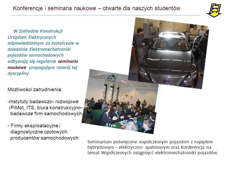 Konferencje i seminaria naukowe – otwarte dla naszych studentów