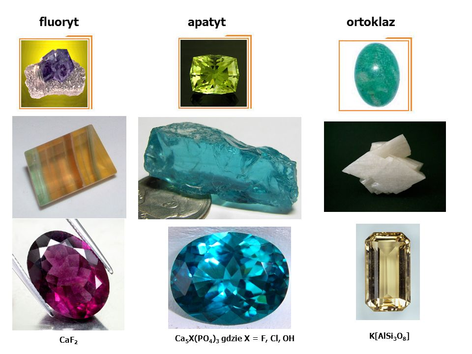 fluoryt apatyt ortoklaz