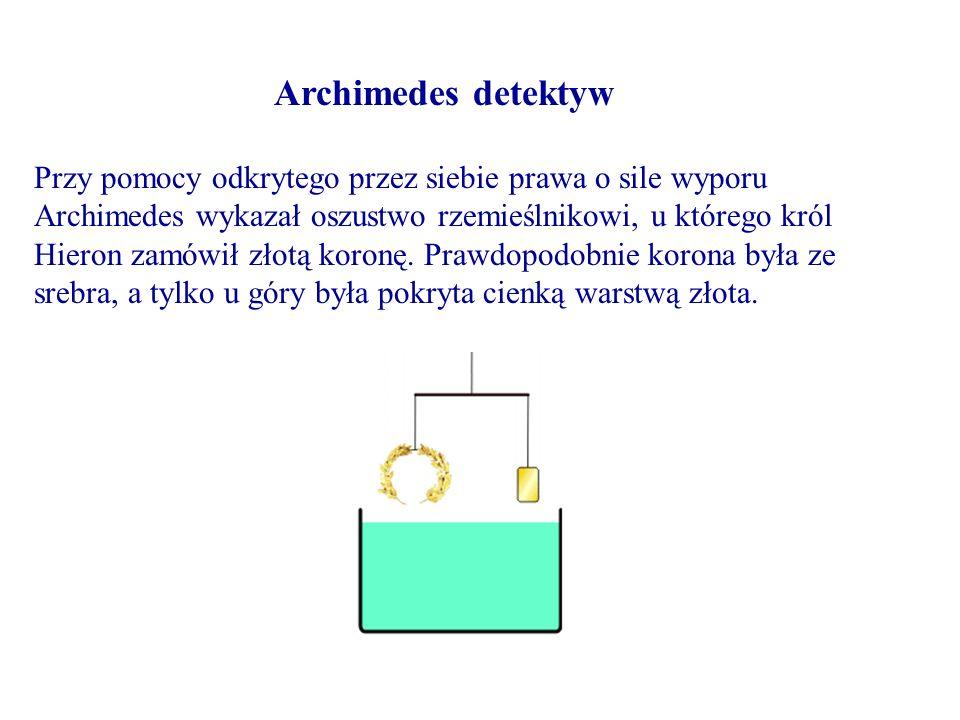 Archimedes detektyw