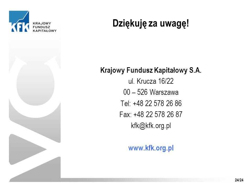 Krajowy Fundusz Kapitałowy S.A.