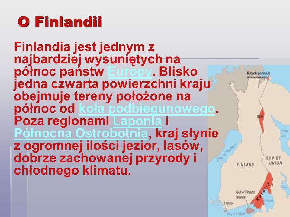 O Finlandii