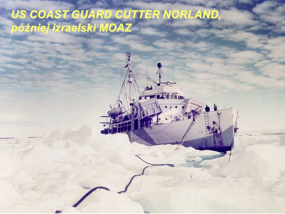 US COAST GUARD CUTTER NORLAND,