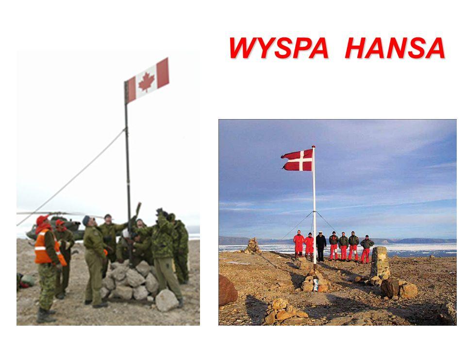 WYSPA HANSA