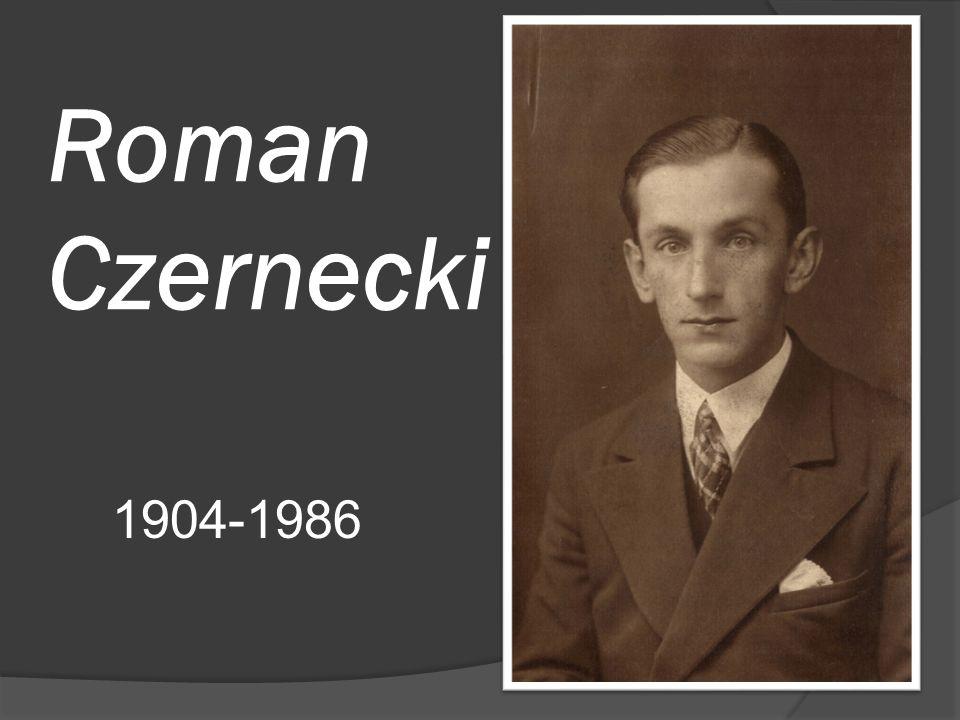 Roman Czernecki 1904-1986