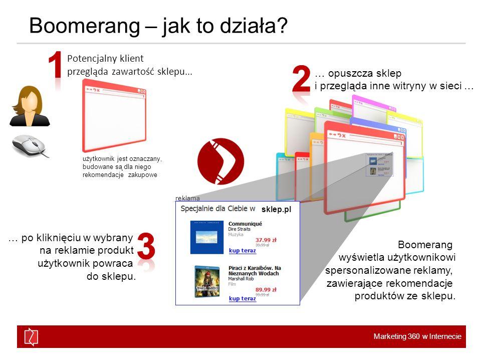 Boomerang – jak to działa