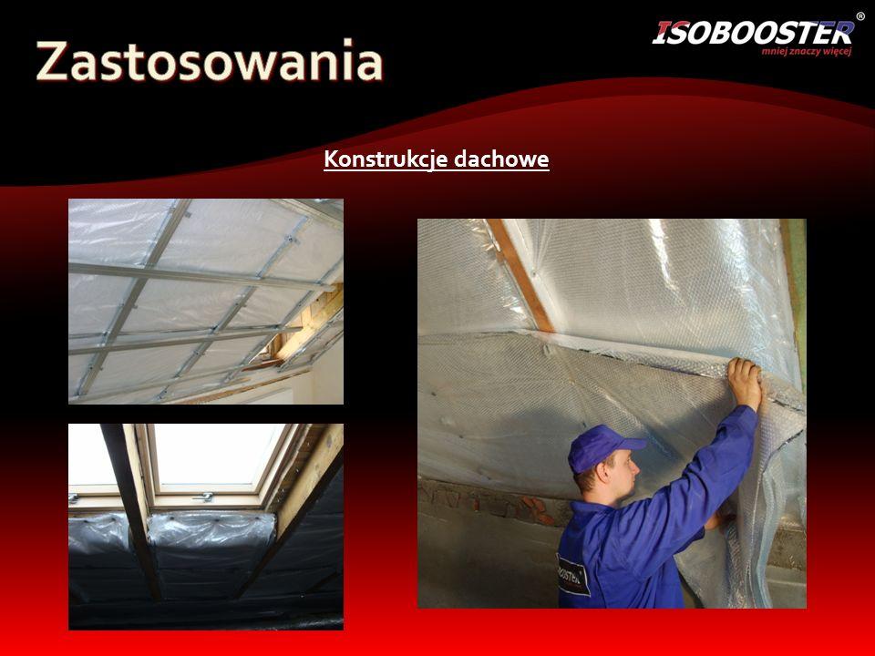Zastosowania Konstrukcje dachowe