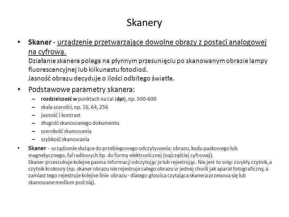 Skanery