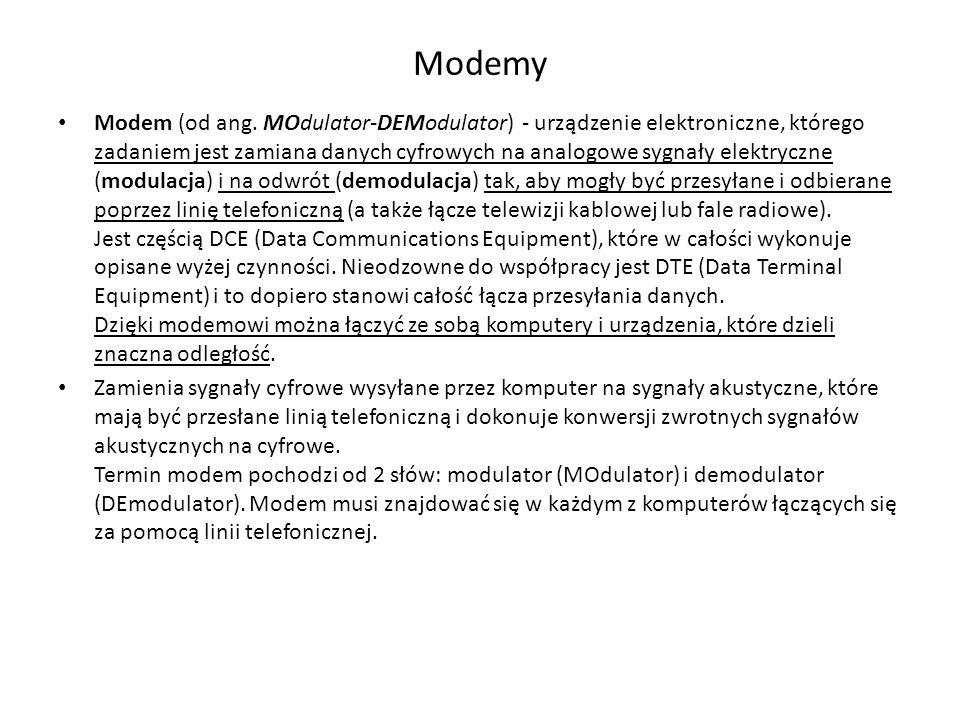 Modemy