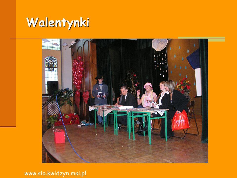 Walentynki www.slo.kwidzyn.msi.pl