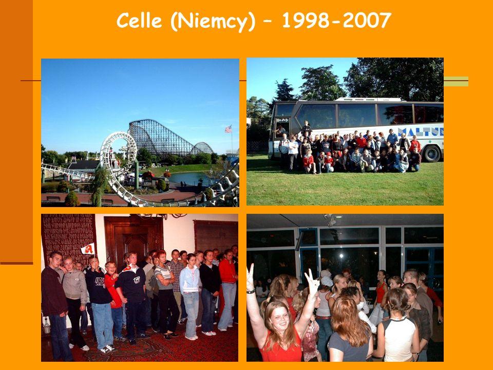 Celle (Niemcy) – 1998-2007