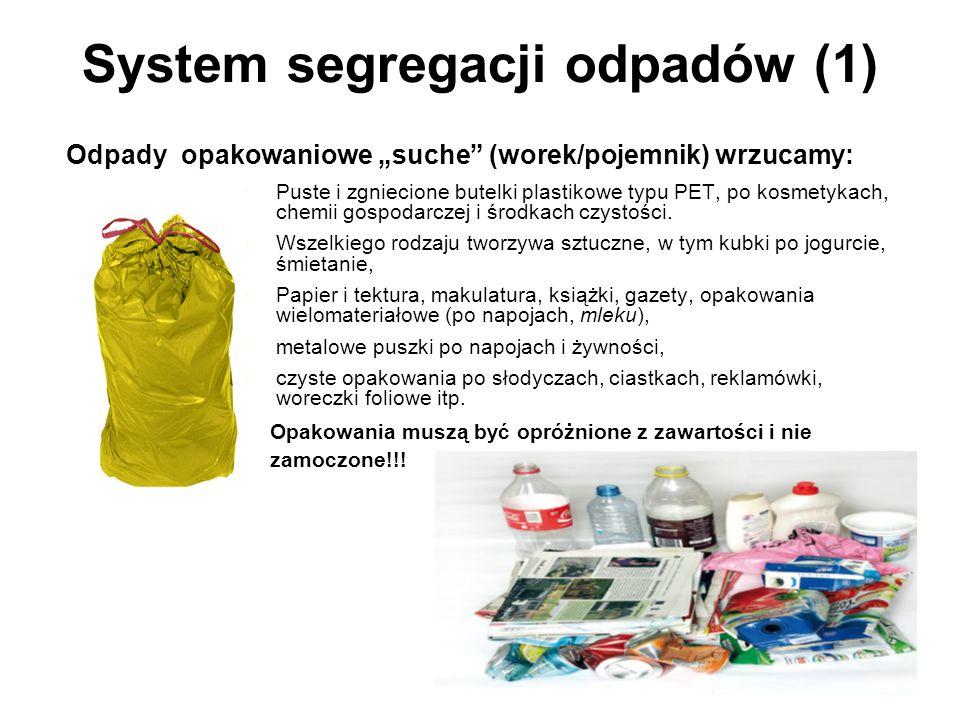 System segregacji odpadów (1)