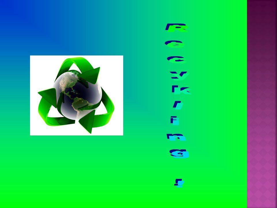 Recykling !