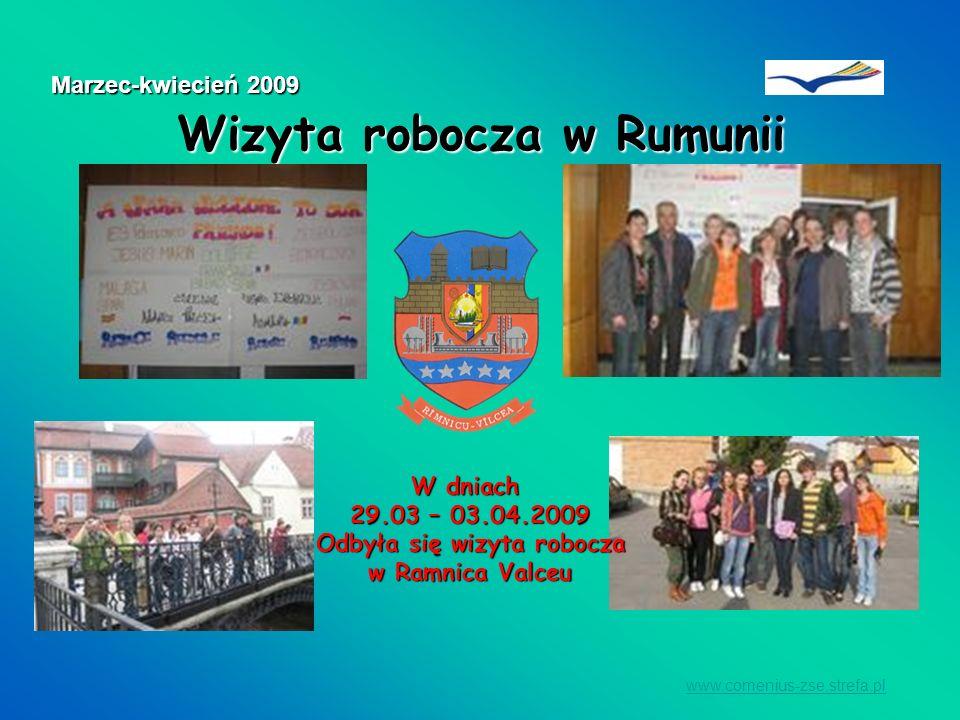 Wizyta robocza w Rumunii