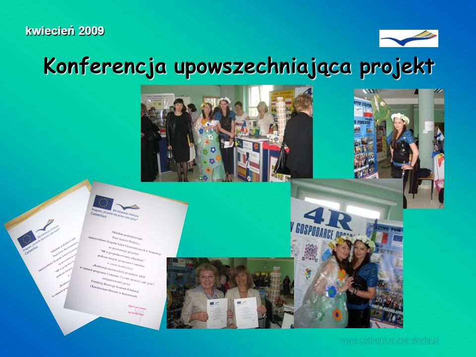 Konferencja upowszechniająca projekt