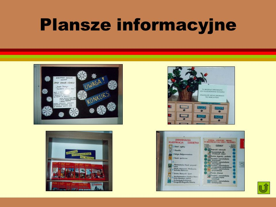 Plansze informacyjne