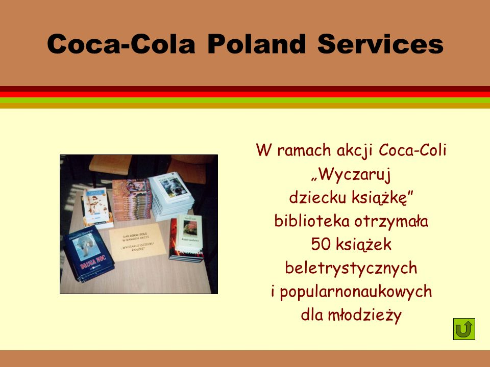 Coca-Cola Poland Services