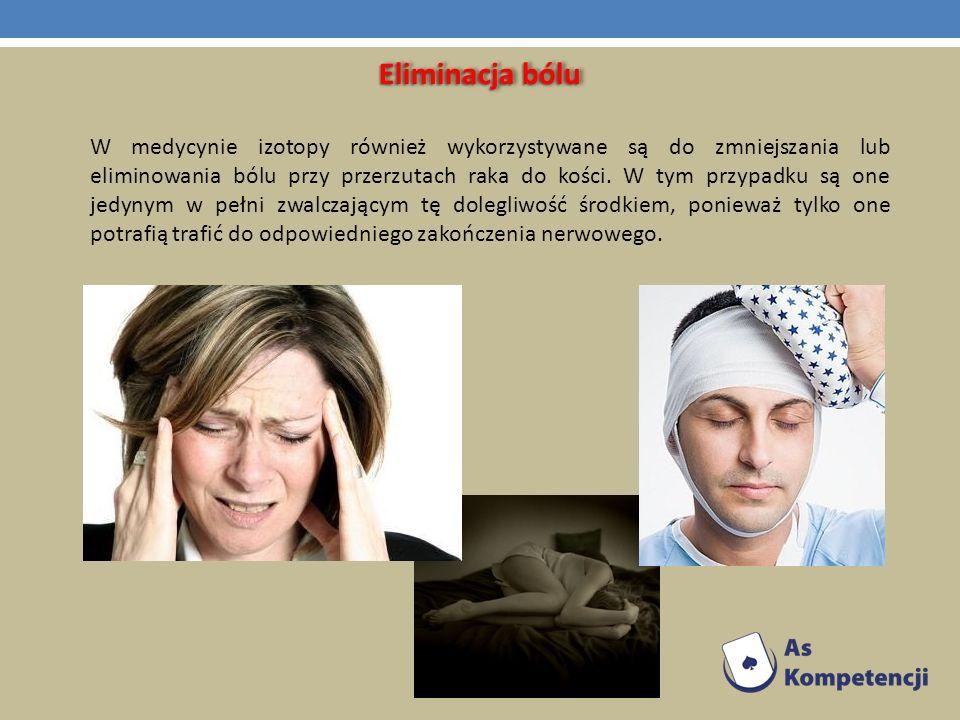 Eliminacja bólu