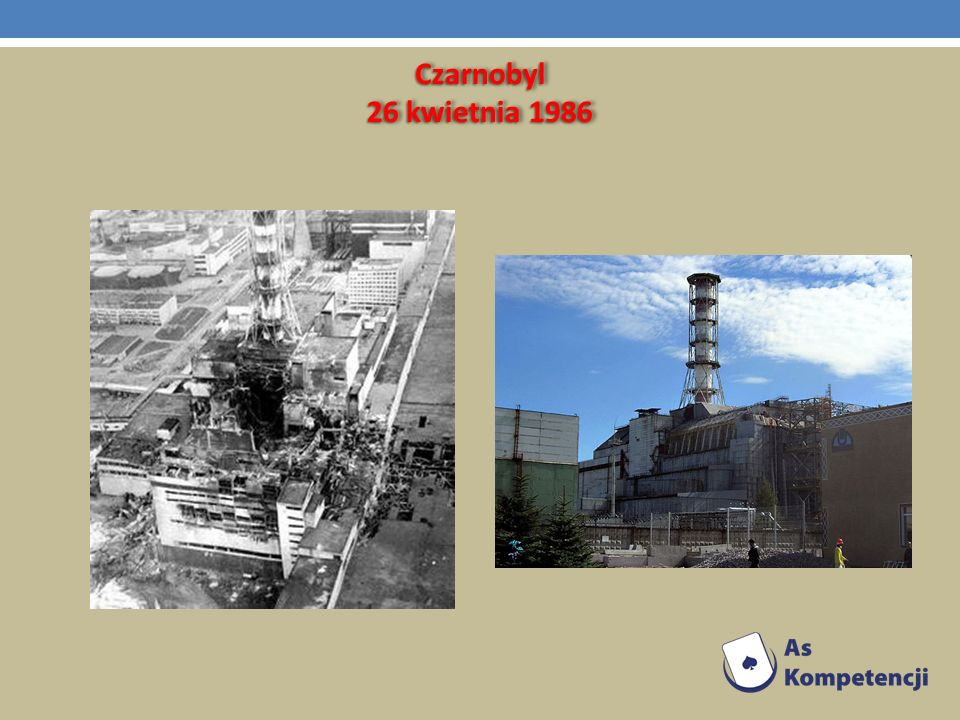 Czarnobyl 26 kwietnia 1986
