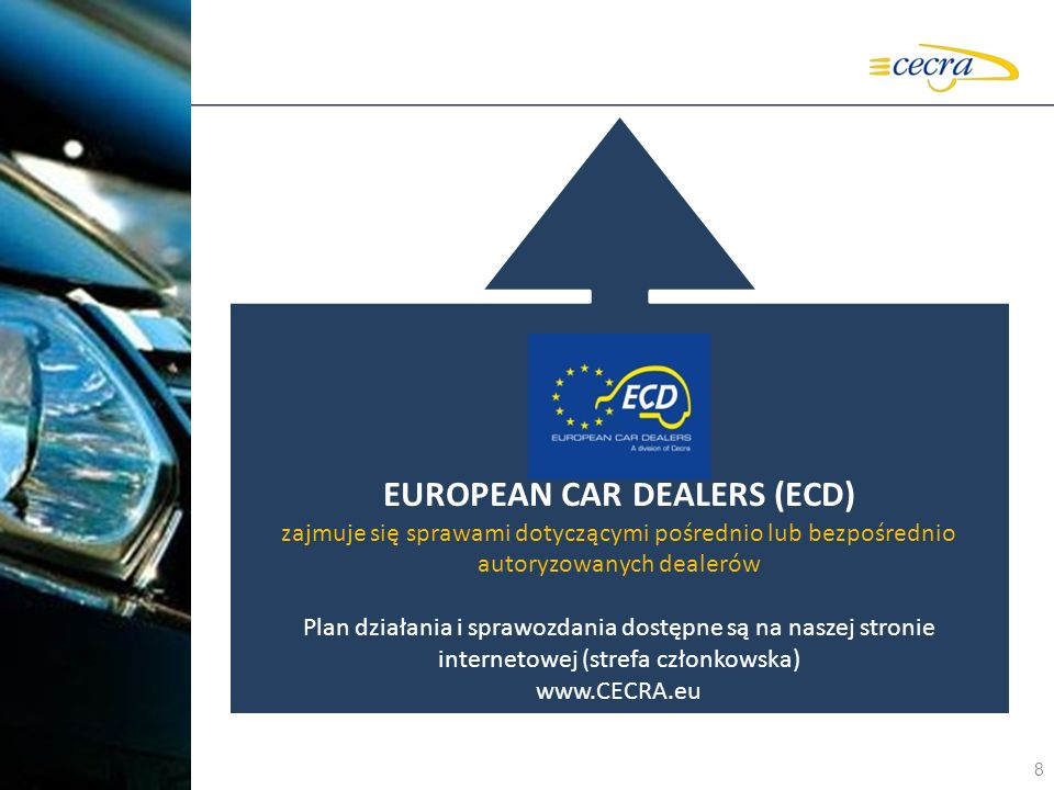 EUROPEAN CAR DEALERS (ECD)