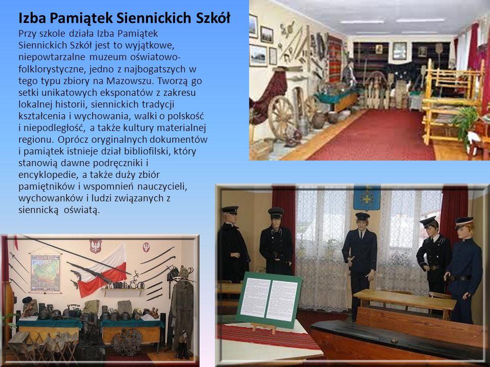 Izba Pamiątek Siennickich Szkół