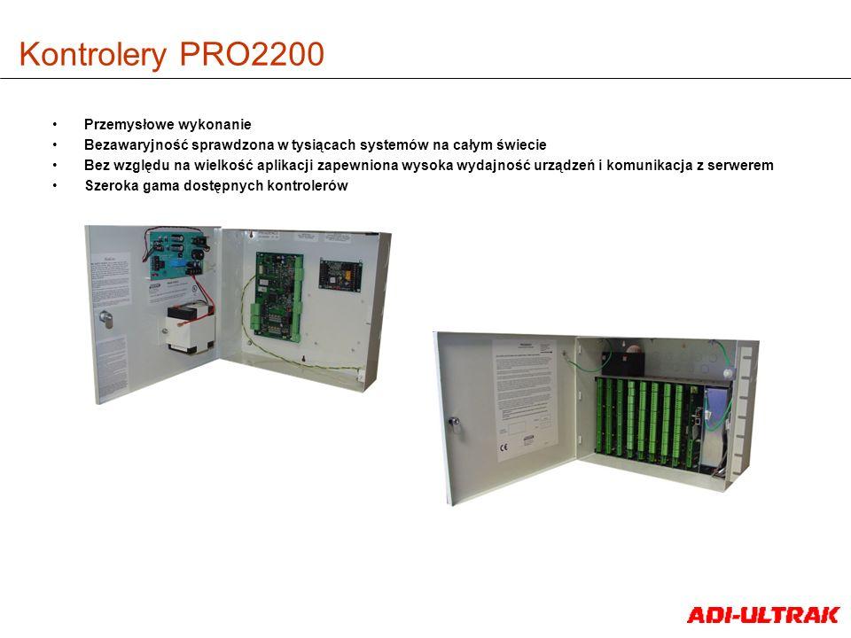 Kontrolery PRO2200 Przemysłowe wykonanie