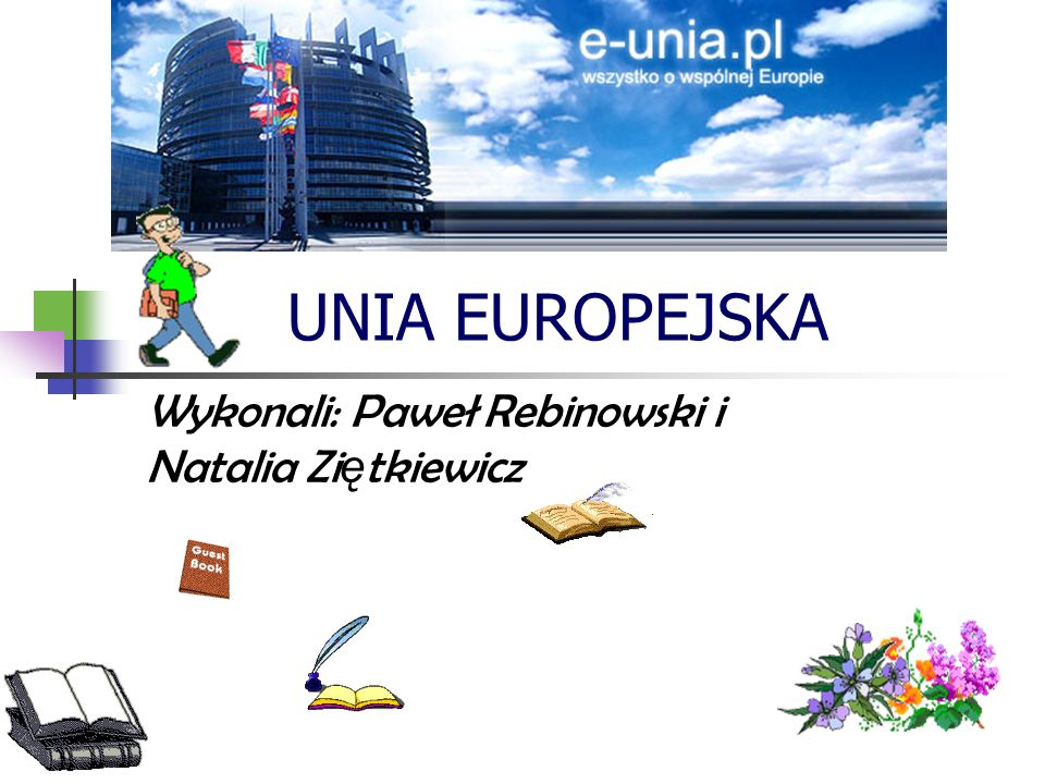 Wykonali: Paweł Rebinowski i Natalia Ziętkiewicz