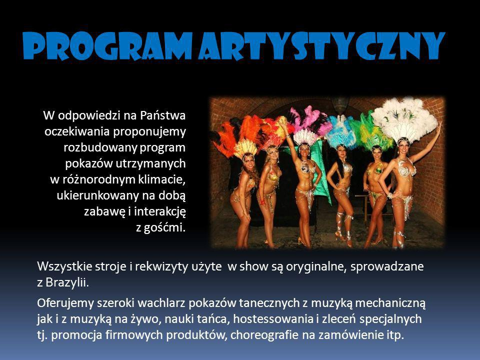 PROGRAM ARTYSTYCZNY