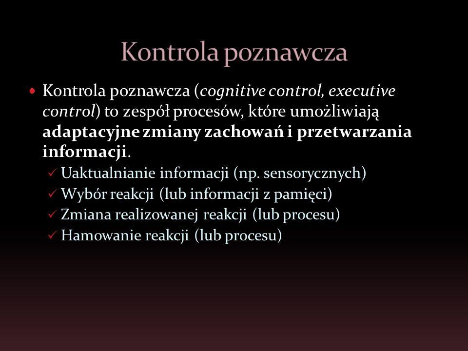 Kontrola poznawcza