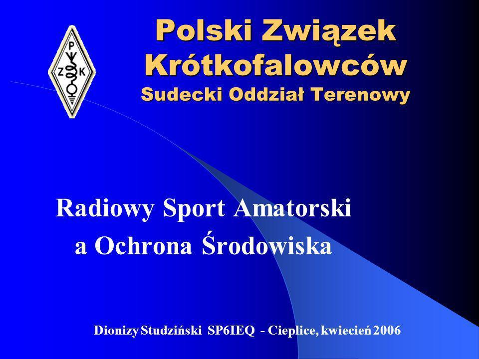 Polski Związek Krótkofalowców Sudecki Oddział Terenowy