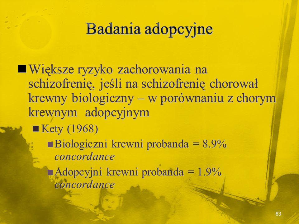 Badania adopcyjne