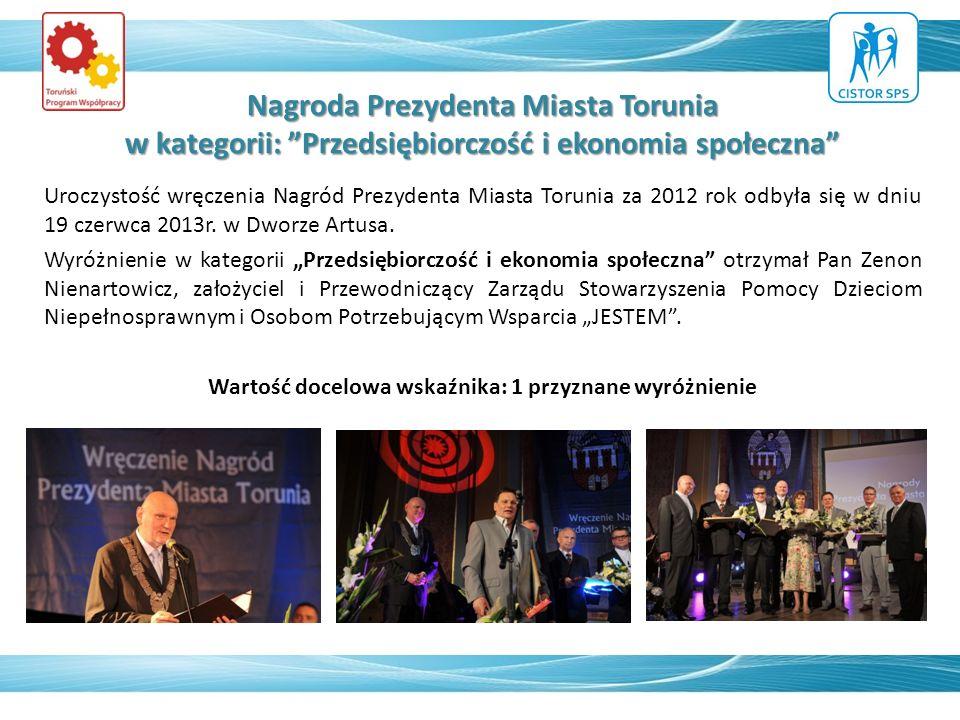 Nagroda Prezydenta Miasta Torunia
