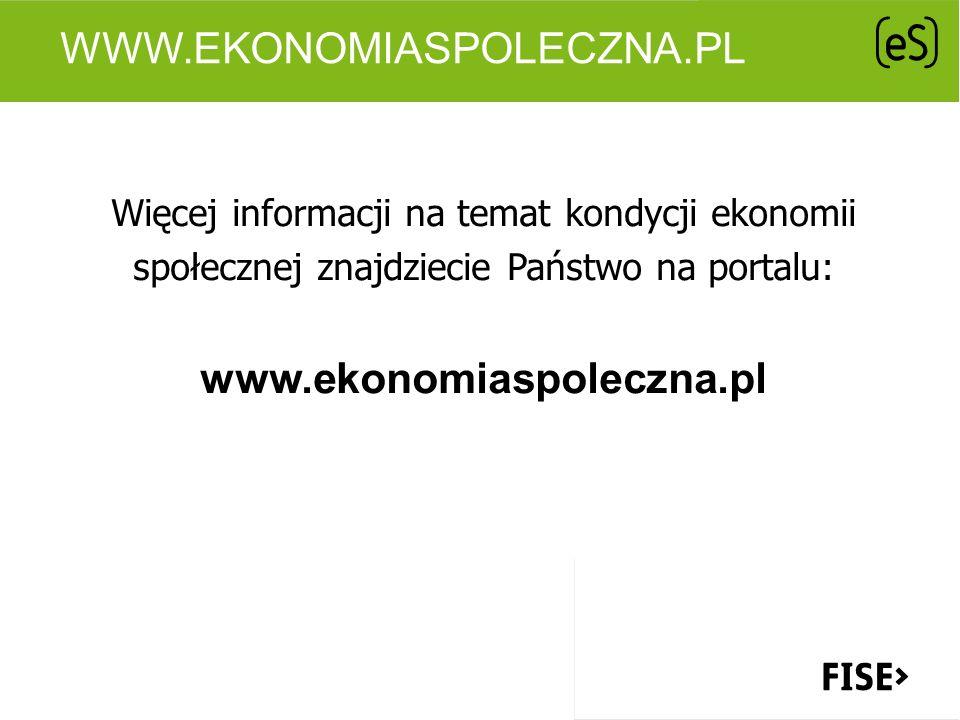 www.ekonomiaspoleczna.pl www.ekonomiaspoleczna.pl