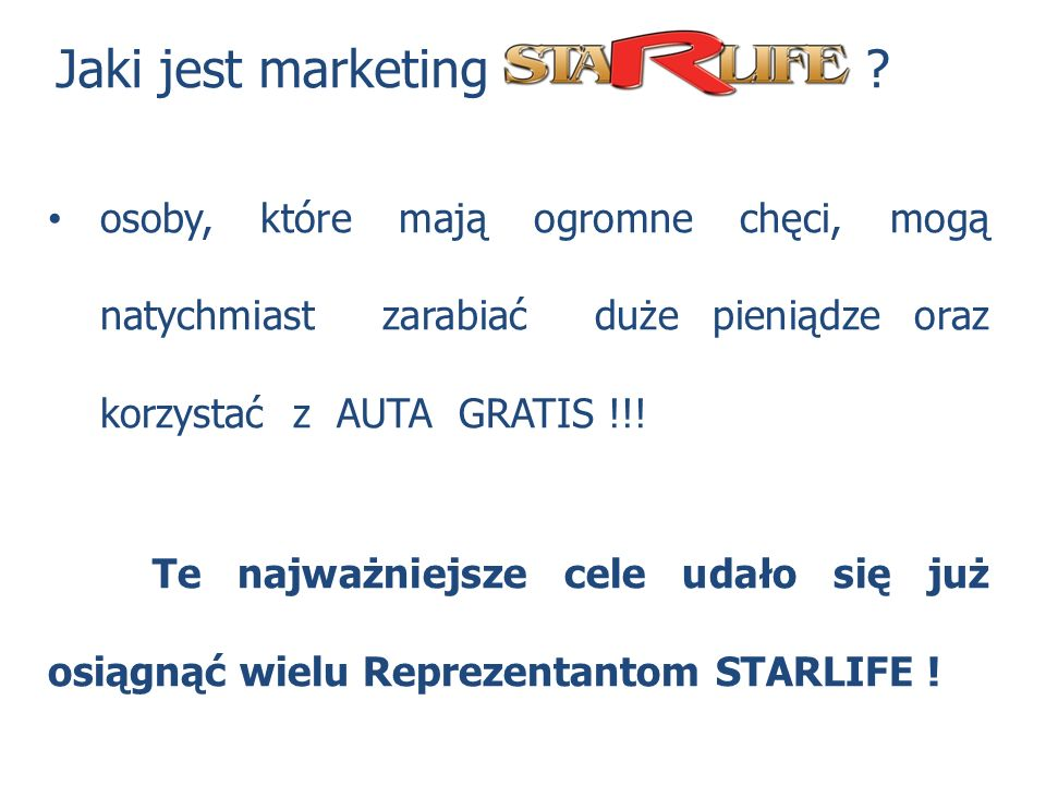 Jaki jest marketing