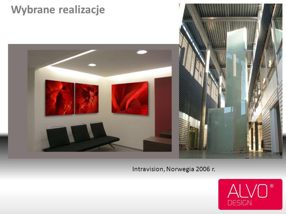 Wybrane realizacje Intravision, Norwegia 2006 r.