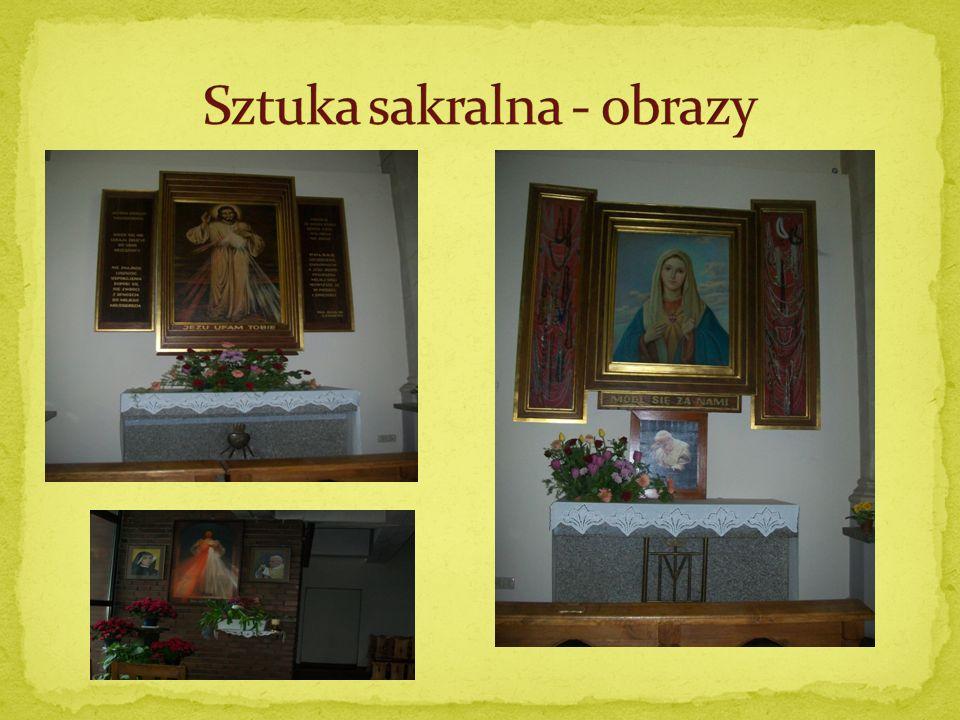 Sztuka sakralna - obrazy