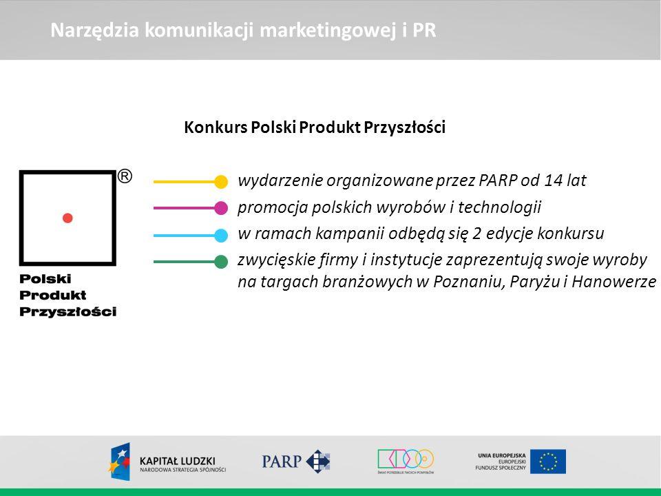 Narzędzia komunikacji marketingowej i PR